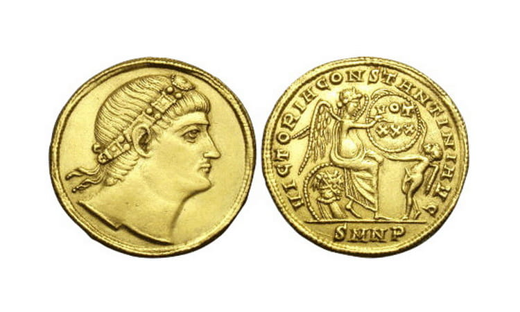 Solidus of the Roman Empire