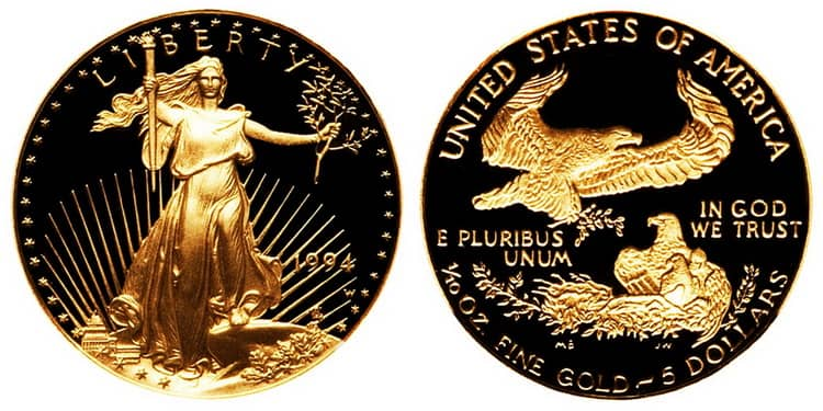 American Gold Eagle Coin Series
