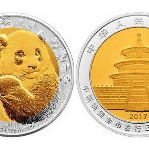 китайская монета 500 юаней