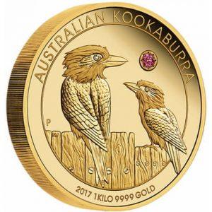Драгоценные золотые монеты