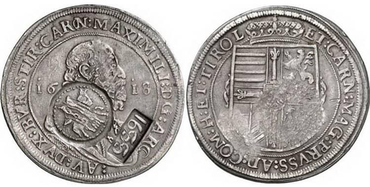 Талеры в Европейских странах, XVIII-XX вв.