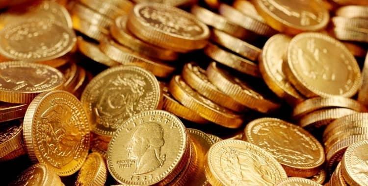 Сколько стоит золотая монета
