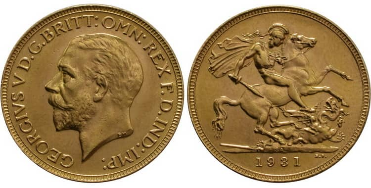 Sovereign of South Africa (1925-1932)