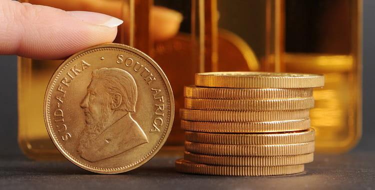 золотая монета 1 унция