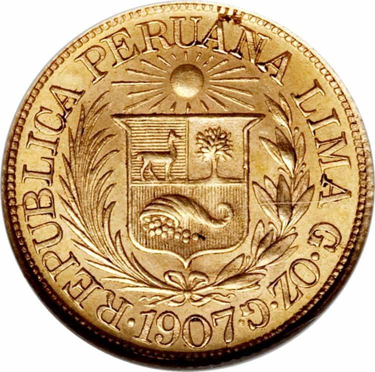 1-2 Peruvian libra