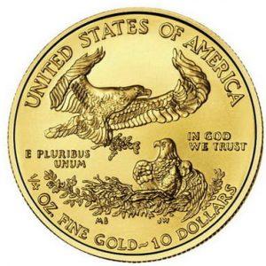 Дробные золотые монеты