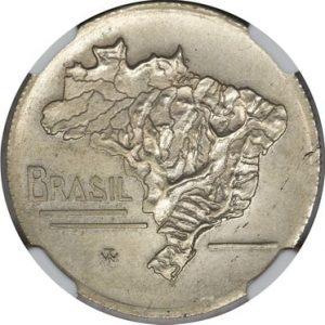 Особенности серебряных монет Бразилии