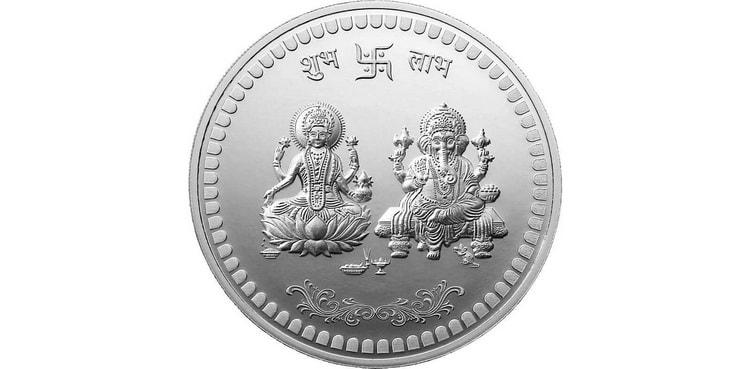 Серебряные монеты Индии
