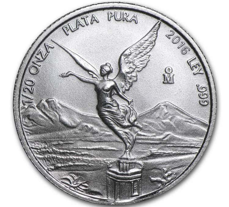 mexican silver libertad coin 2016