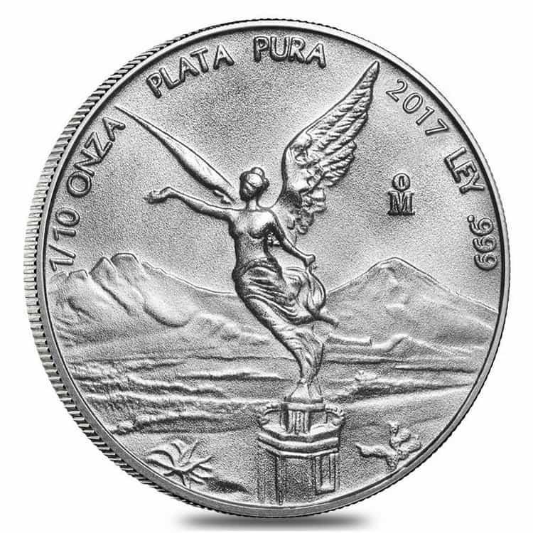 mexican silver libertad coin 2017