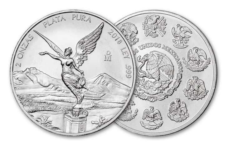 mexican silver libertad coin 2018
