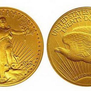 Самые дорогие золотые монеты