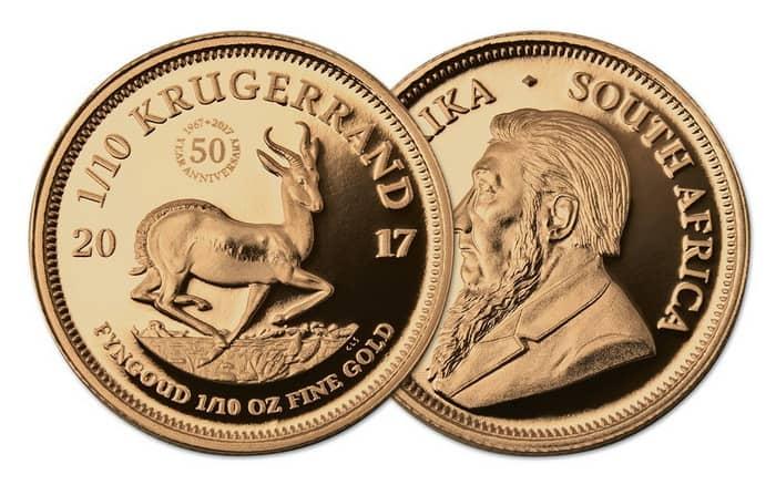1/10 Ounce Krugerrand