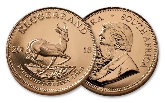 1 Ounce Krugerrand