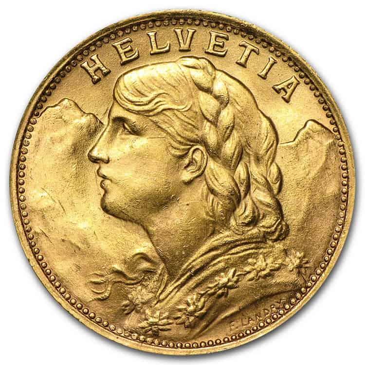 10 Swiss francs