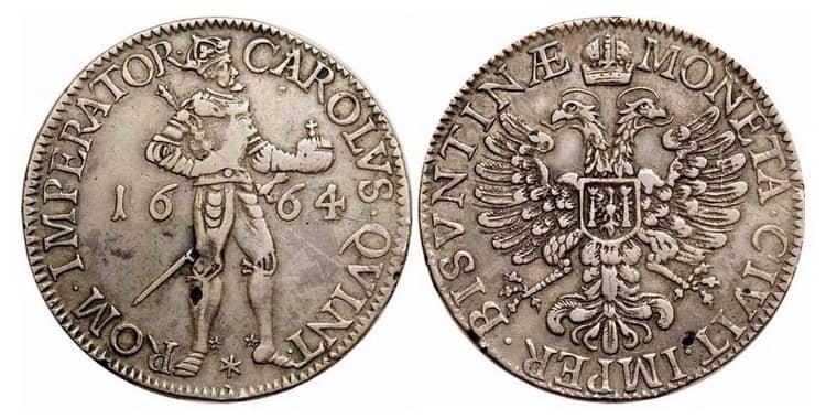 Старинные серебряные монеты Франции