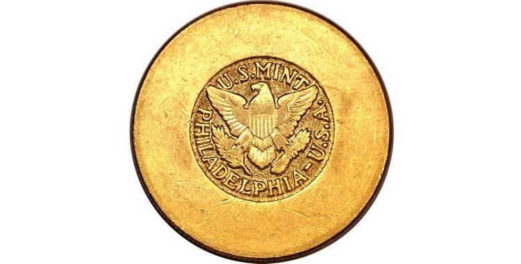 Золотые монеты Саудовской Аравии