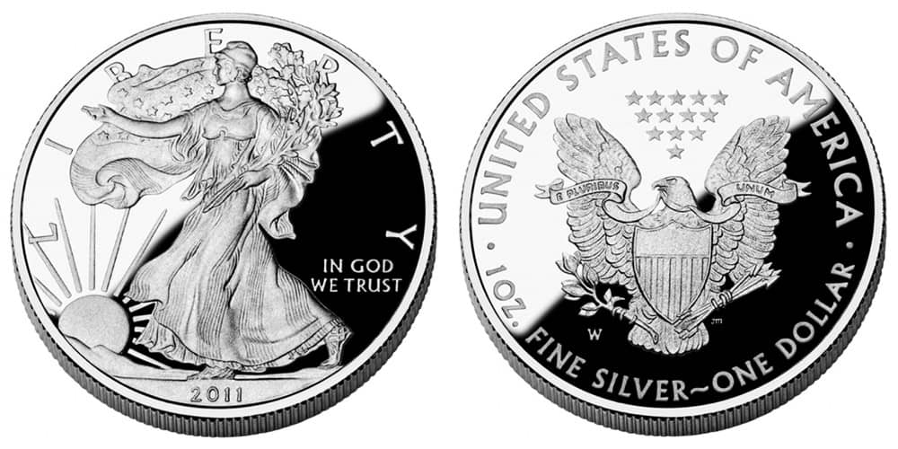 silveronedollar